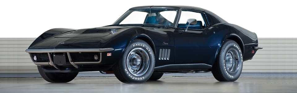 C3 1968 - 1982